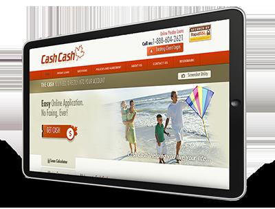 Cash Cash Logo