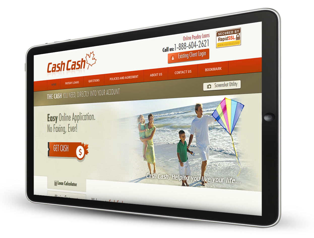 Cash Cash company